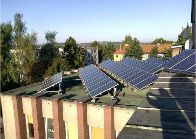 FVE KD 30 kWp, Frýdek