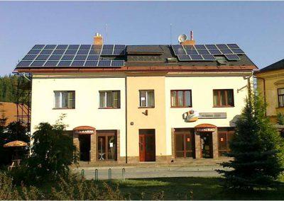 FVE 11 kWp, Jablonné