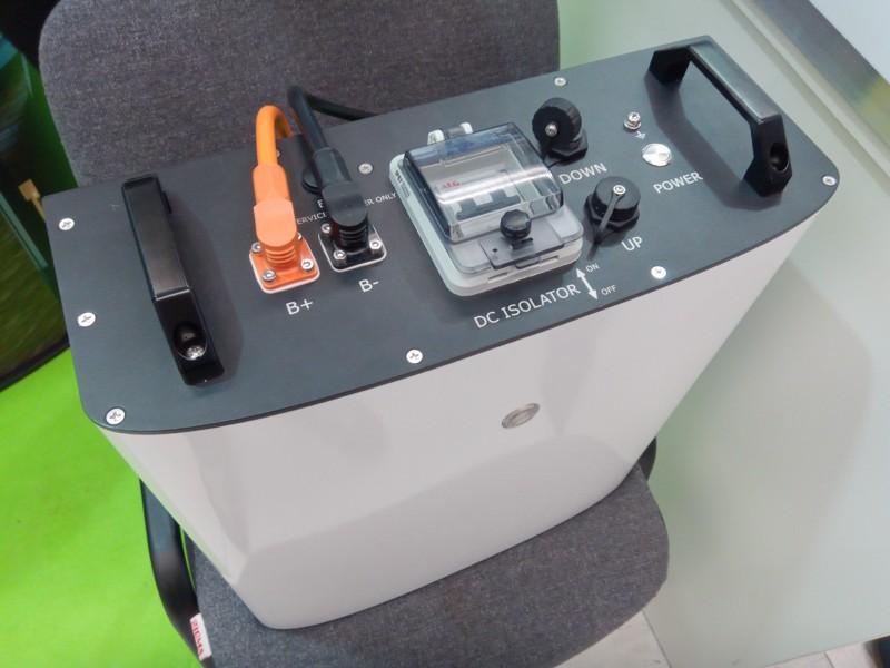 Akumulator pro domaci pouziti